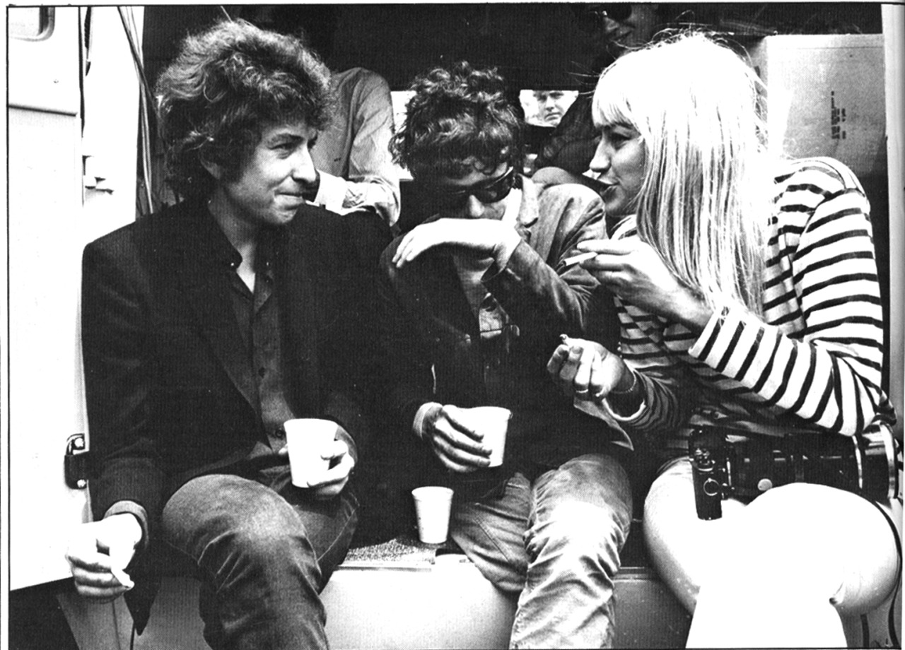 1965. Боб Дилан, Донован и Мэри Трэверс