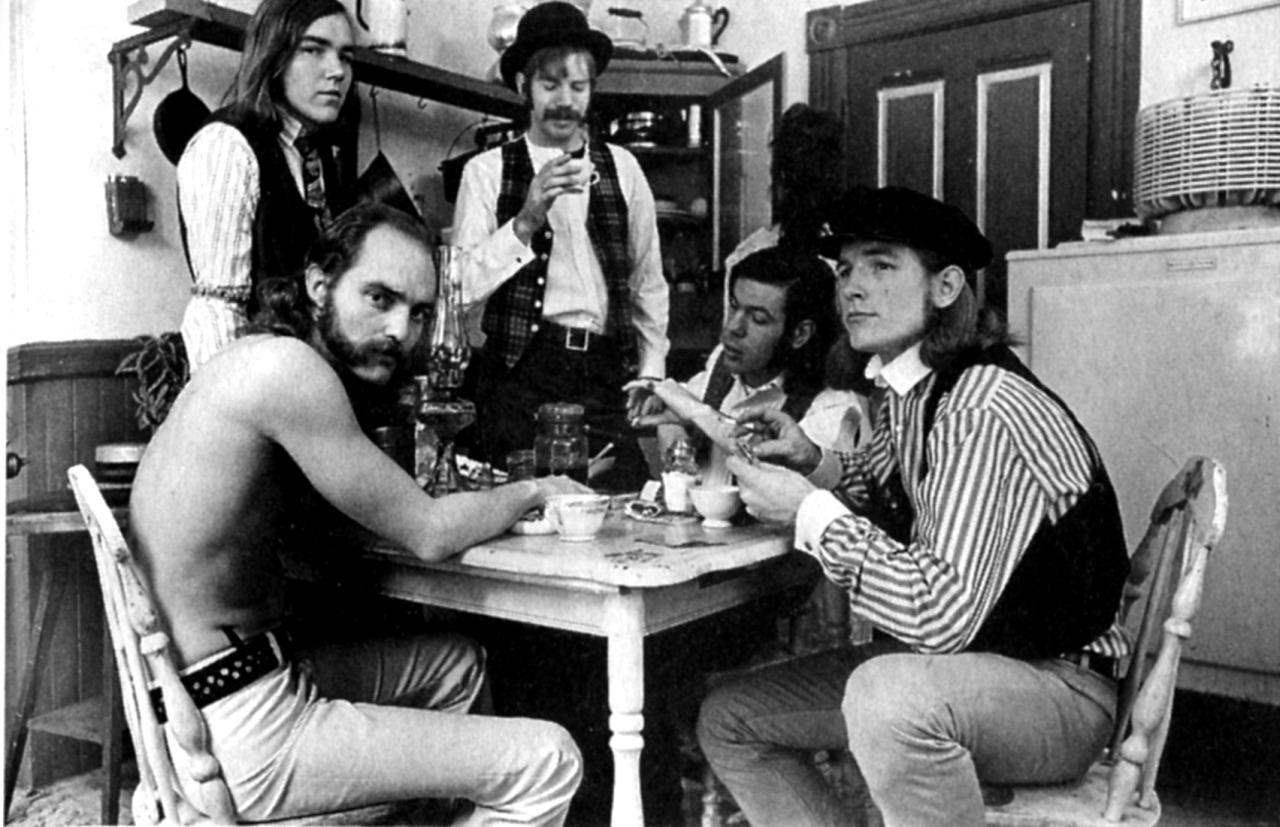 1966. «The Charlatans»
