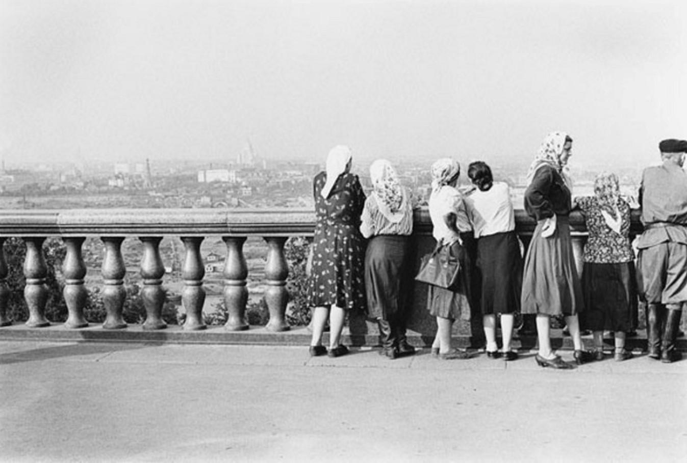 Москва, 1955