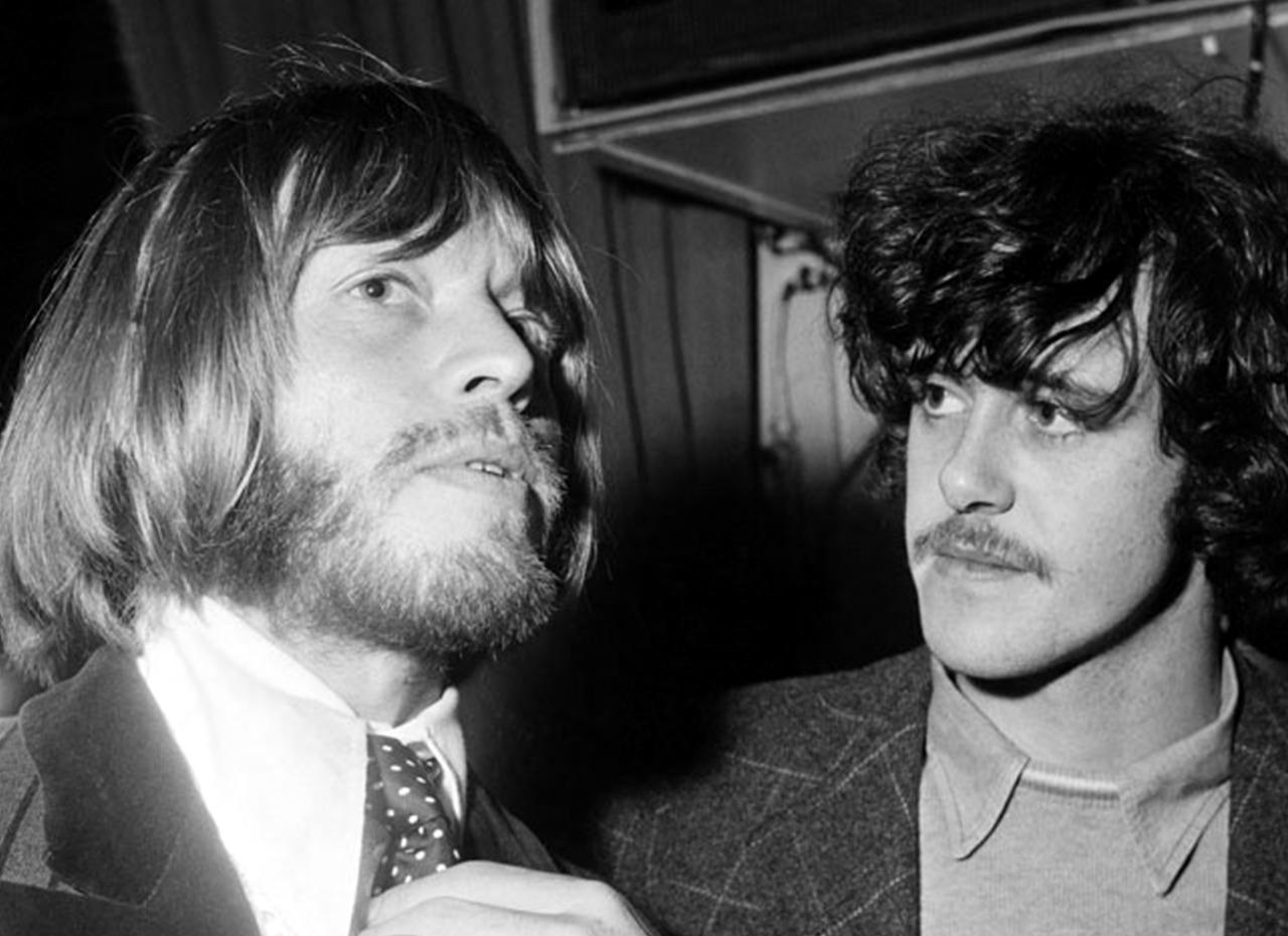 1968. Брайан Джонс и Донован