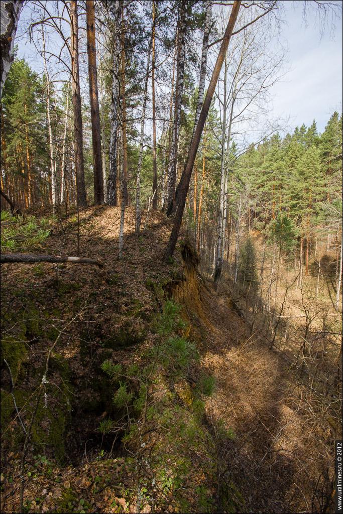 Средний железный рудник Сысертского завода