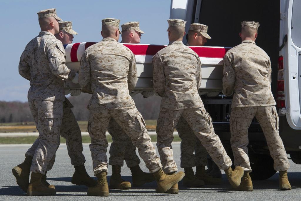 Casualty Return Iraq