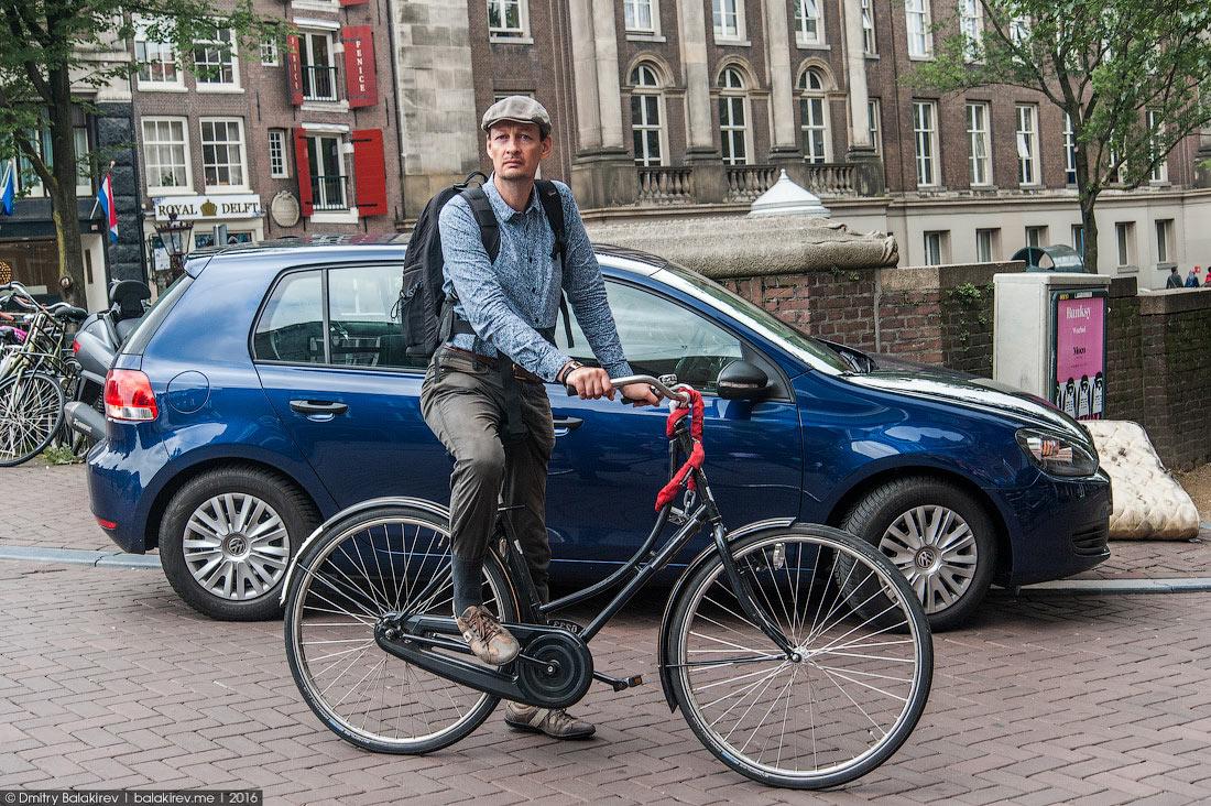 Короли амстердамских дорог