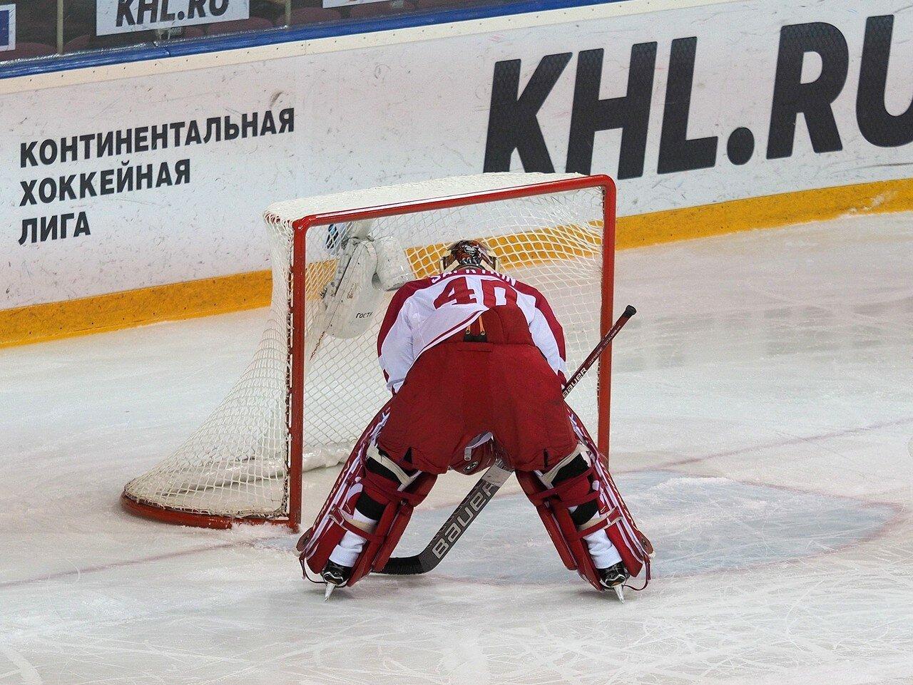54Металлург - Витязь 25.11.2016