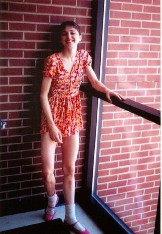 Мадонна в Мичиганском университете, 1976.jpg