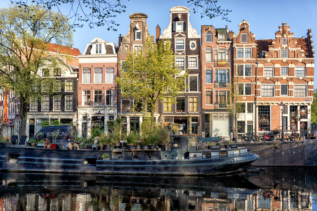 Амстердам фото и достопримечательности. Что посмотреть в Амстердаме. Отчет и отзыв об Амстердаме.