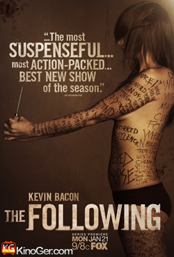 The Following Staffel 1-3 (2013)
