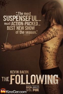 The Following Staffel 1-3 (2013)