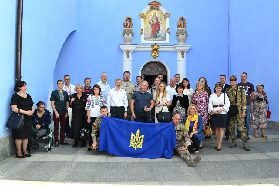 УВО и ОУН инициировали награждение волонтеров со всего мира