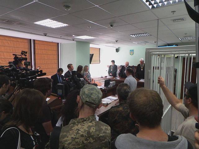 Апелляционный суд оставил имущество прокурора АТО Кулика под арестом. ФОТОрепортаж+ВИДЕО