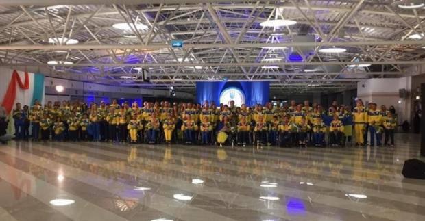 После возвращения на Родину: Украинские паралимпийцы посвятили победу в Рио воинам АТО