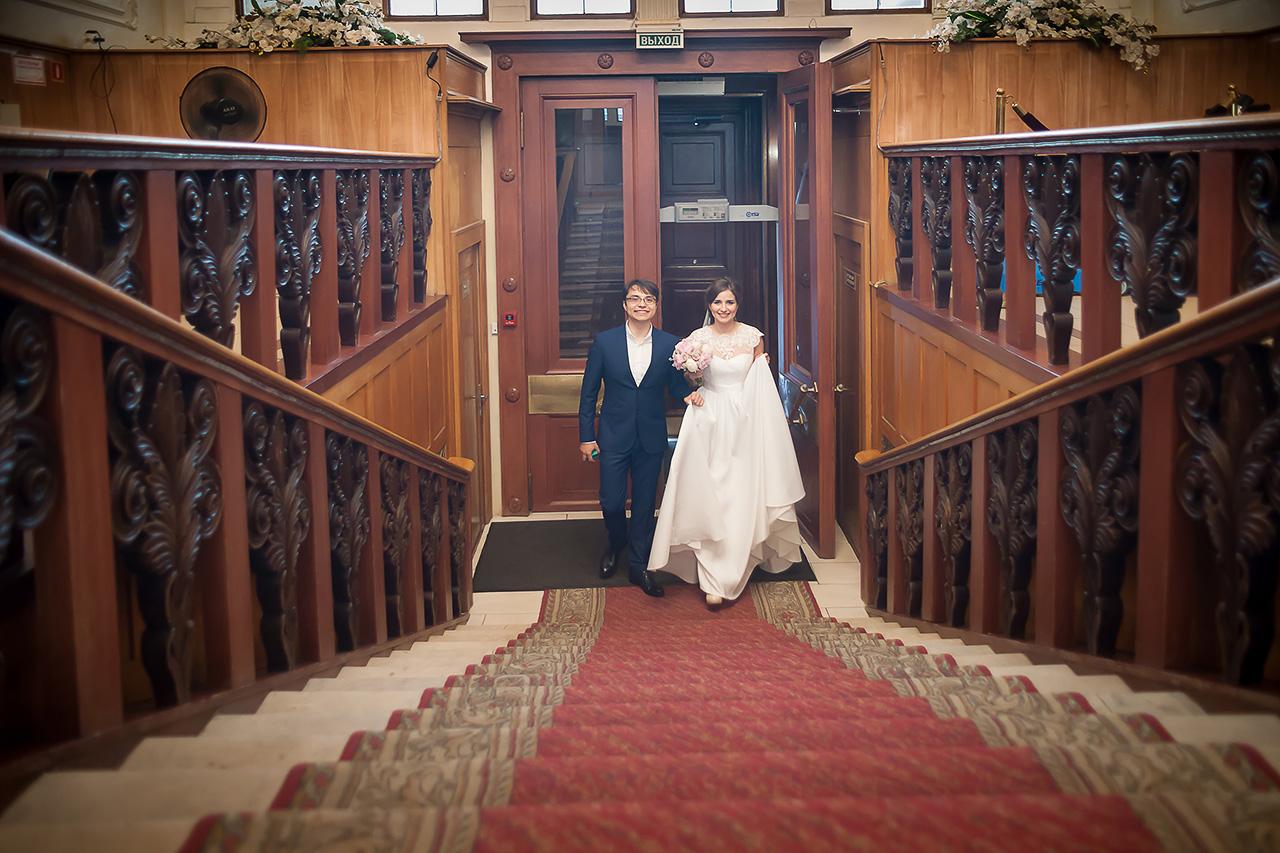 требуется свадебный фотограф?