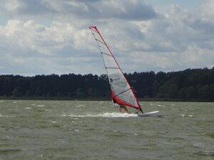 Истра винд серфинг в июле 2015