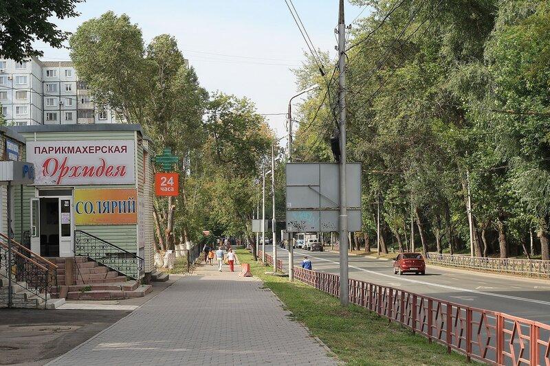 ул. Коммунистическая, Буянова и старый город 021.JPG