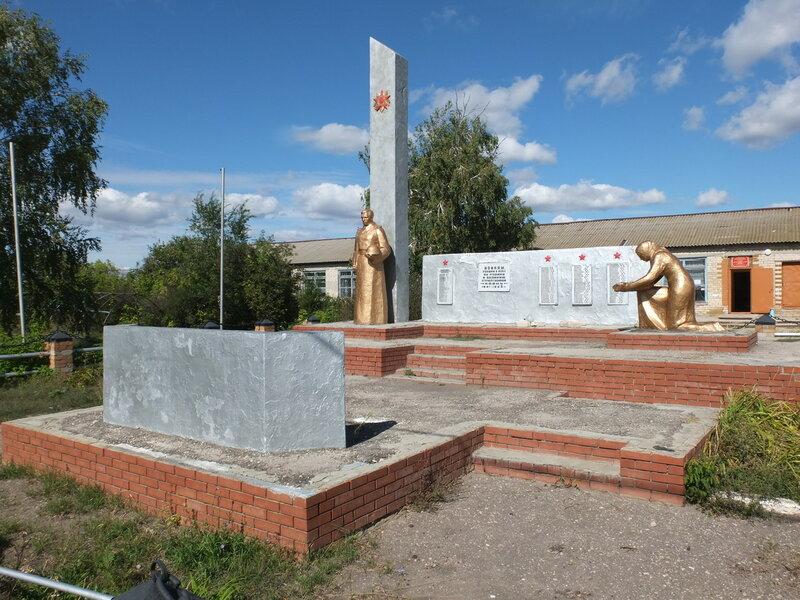 Хворостянский, Безенчукский районы 181.JPG