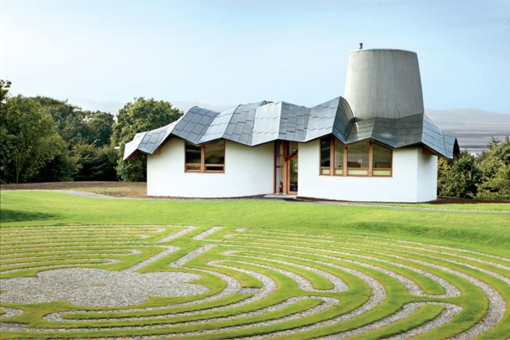 © architecturaldigest.com   Библиотека Луи Нюсера, Ницца