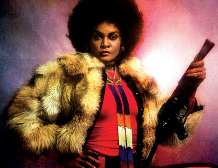 17. Тамара Добсон (Tamara Dobson) Афро-американская актриса и фотомодель.