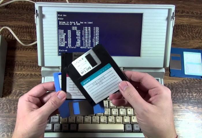 Он имел 16-битный процессор с частотой 4,77-7,16 мегагерц, оперативку в 640 килобайт, цветовая палит