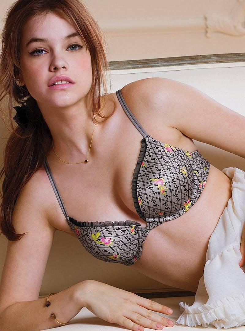 Barbara Palvin – Victoria's Secret Lingerie Photoshoot