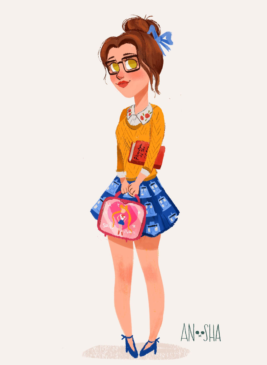 Жасмин, «Аладдин»— Тревел-блогер
