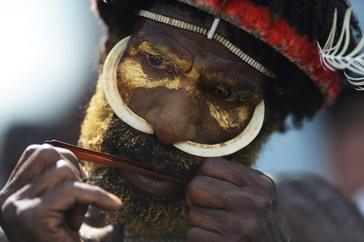 1. Фестиваль Балием идет 3 дня. Тут и тебе и традиционные музыкальные спектакли… (Фото Adek Ber