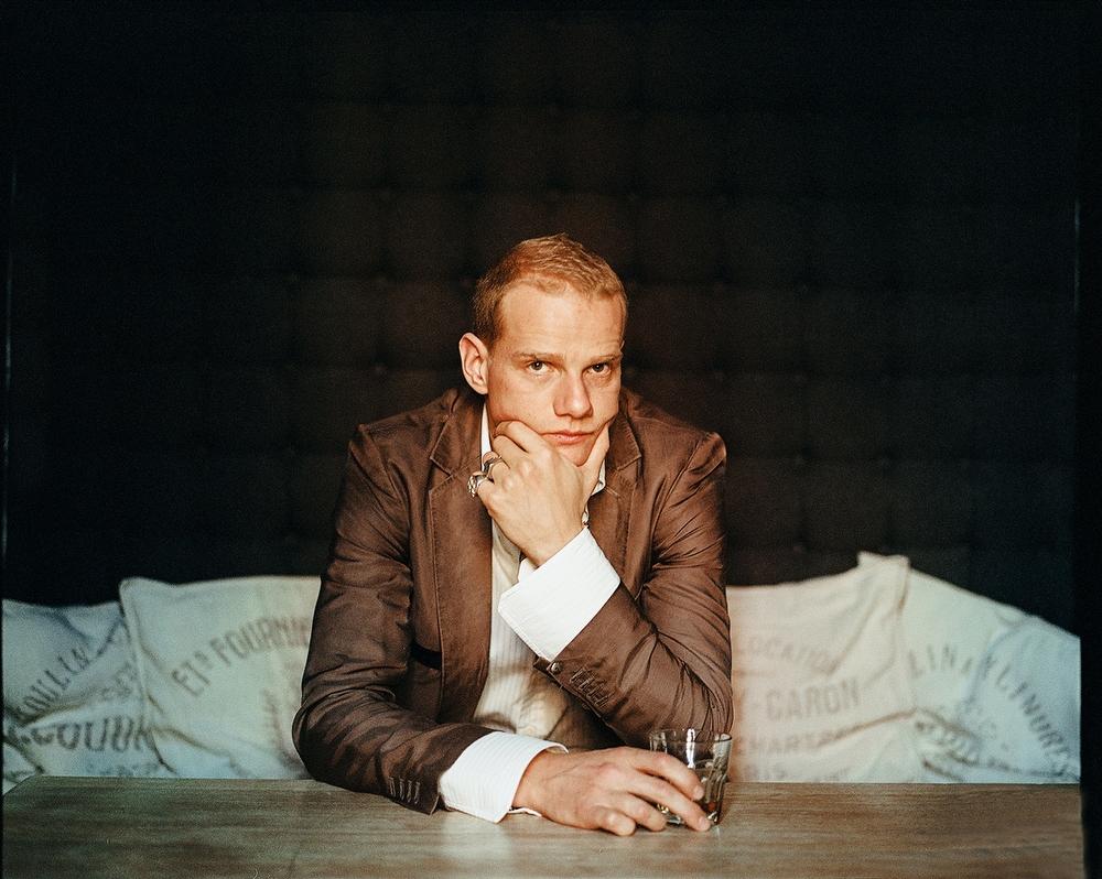 Актера Юрия Колокольникова я фотографировала для «Афиши» в связи с выходом нового сезона «Игры прест