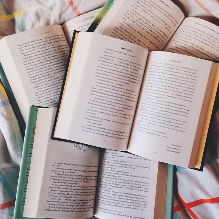4. Прочтите хорошую книгу, наконец. Попробуйте почитать вслух вместе со спутником жизни. 5. Сделайте