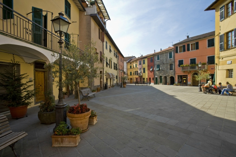 Самые красивые деревни Италии, Бруньято