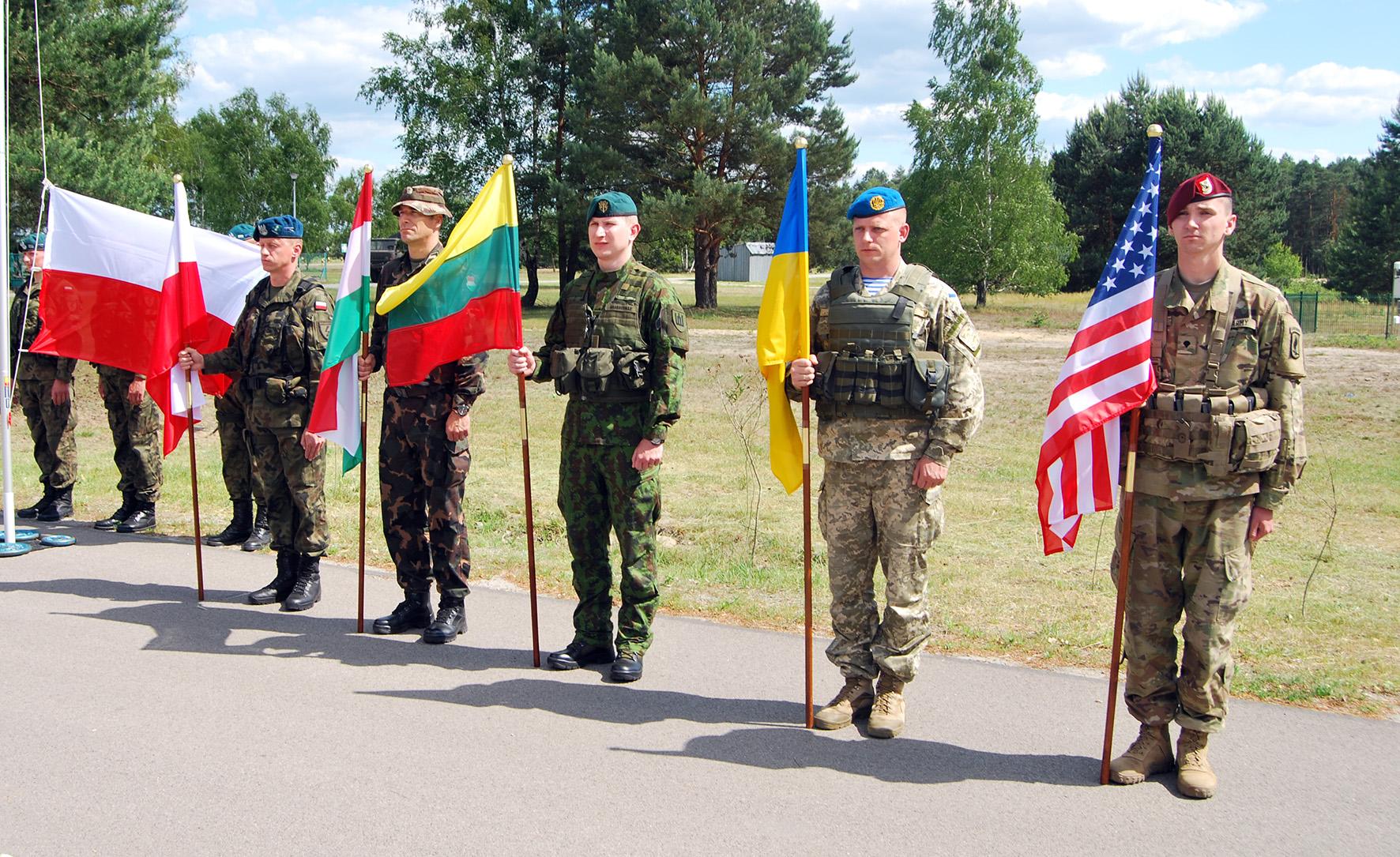 ВПольше начались масштабные военные учения НАТО