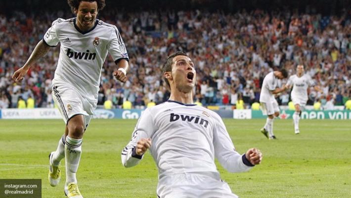 Роналду— самый высокооплачиваемый спортсмен вмире