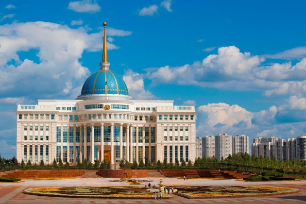 Назарбаев прилетел насаммит G20