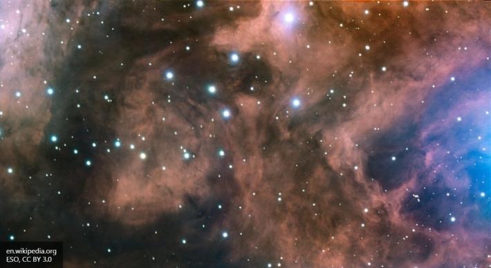Астрономы увидели огромное скопление загадочных темных дыр