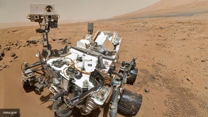 Марсоход Curiosity может загрязнить воды «красной планеты»— НАСА