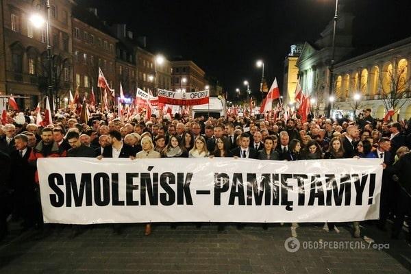 МИДРФ призвал Польшу обосновать причастностьРФ к смерти Качиньского