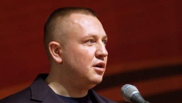 Евгений Жилин руководитель Оплота убит в столицеРФ - детали, фото, видео