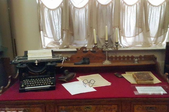 ВКиеве презентовали выставку послучаю 150-летия содня рождения Грушевского