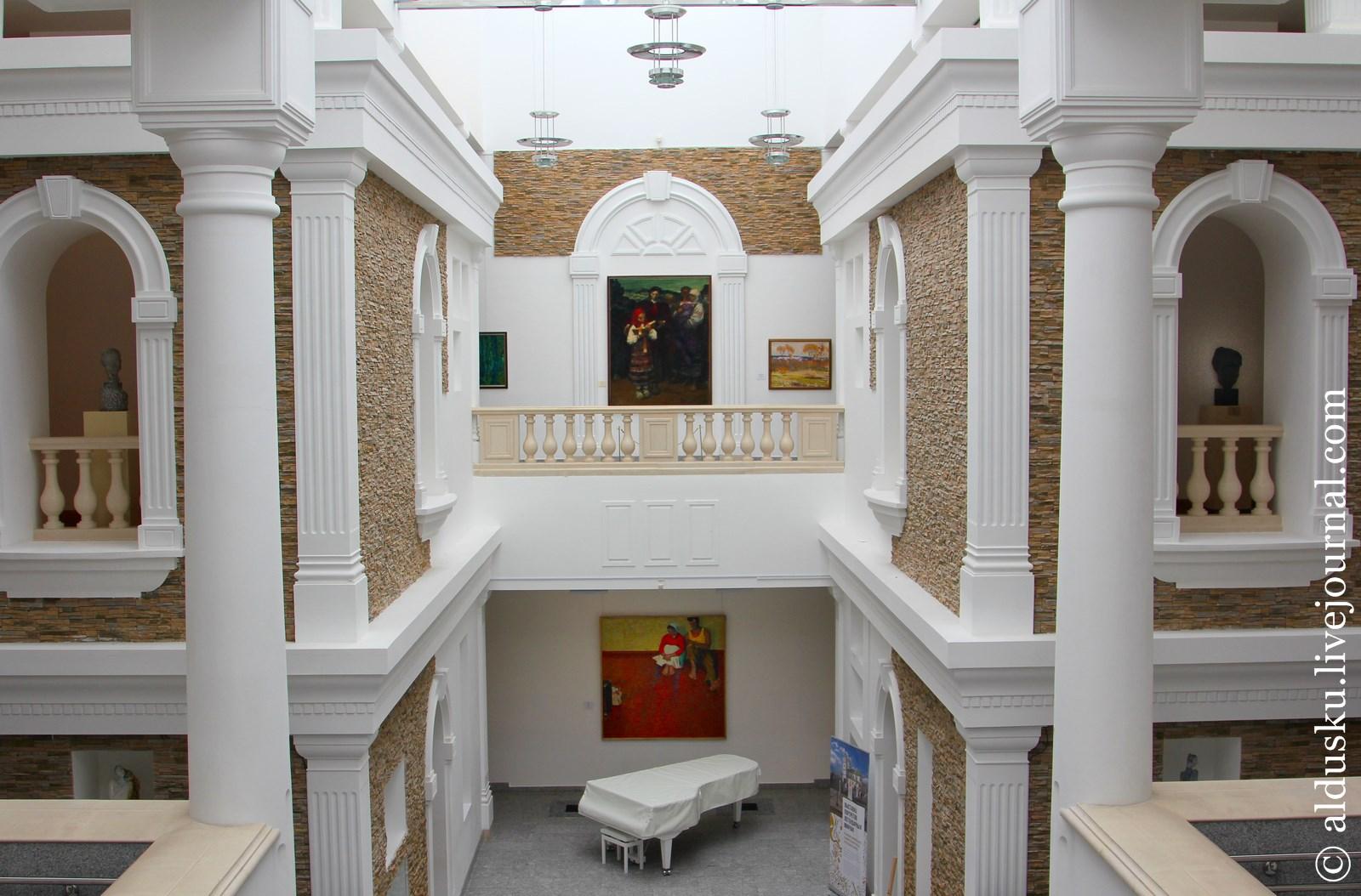 Национальный художественный музей Беларуси Постоянная экспозиция