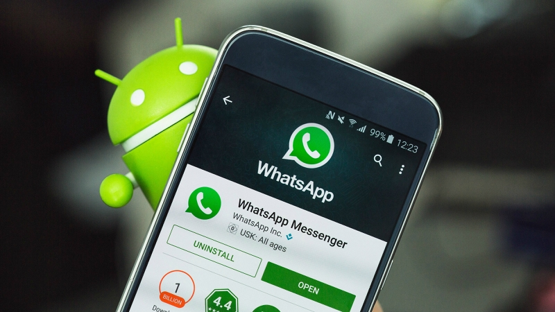 WhatsApp Messenger для Android