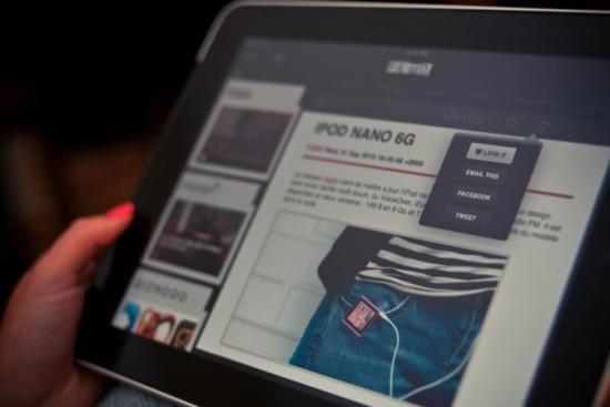 iPad the Flud (2010 год)