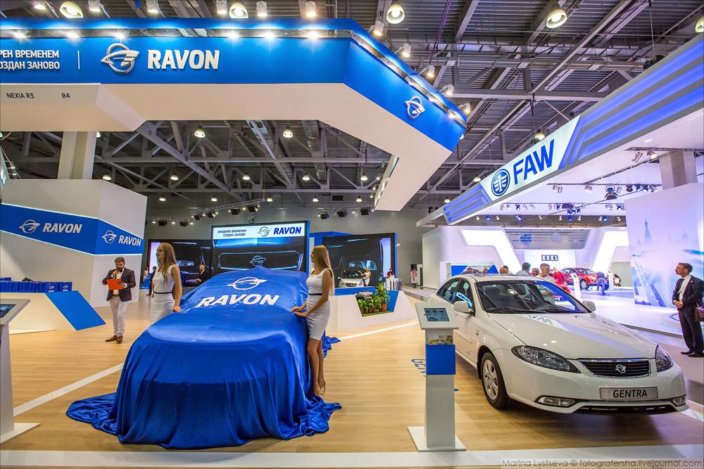 Ravon на ММАС-2016