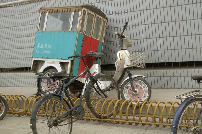 Велоповозка, Пекин