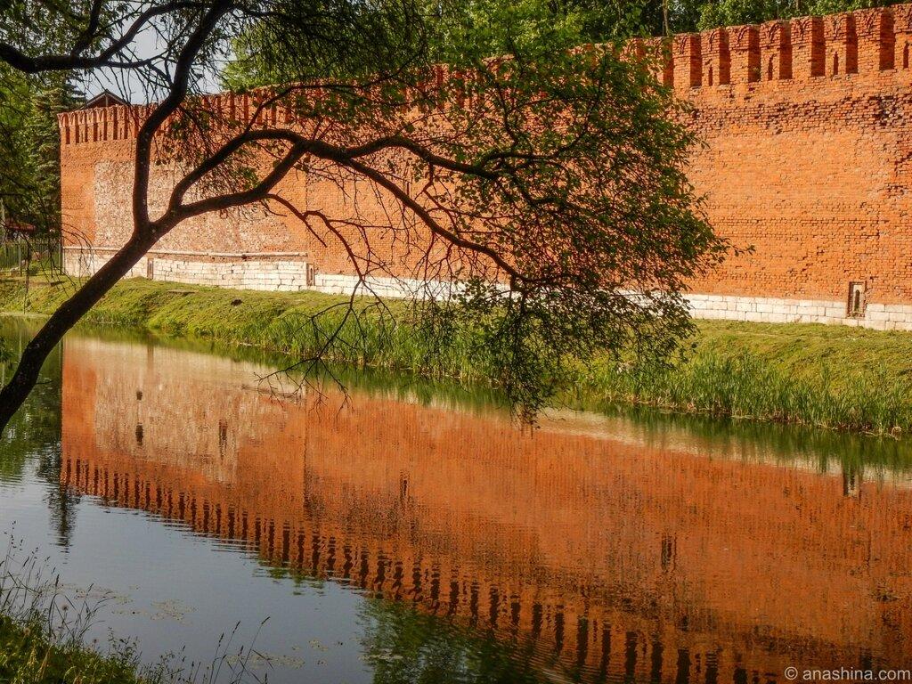 Смоленск, Смоленская крепость