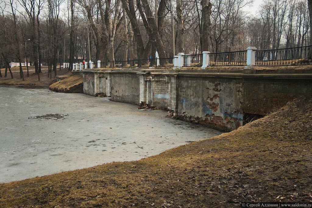 Парк Лефортово