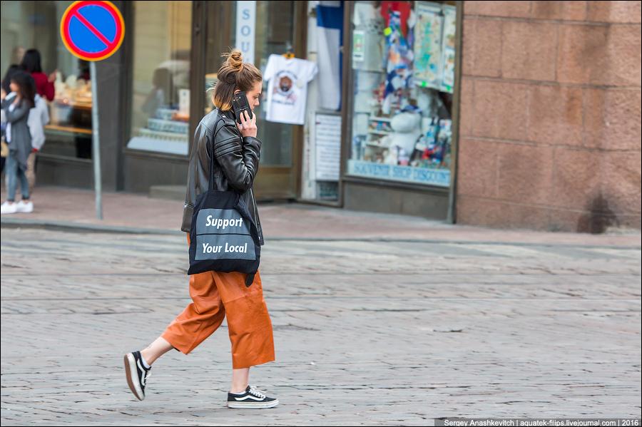 Финская мода