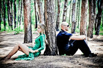 Фотосессия Love Story в Запорожье