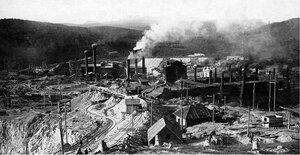 Сатка. Завод «Магнезит». 1933.