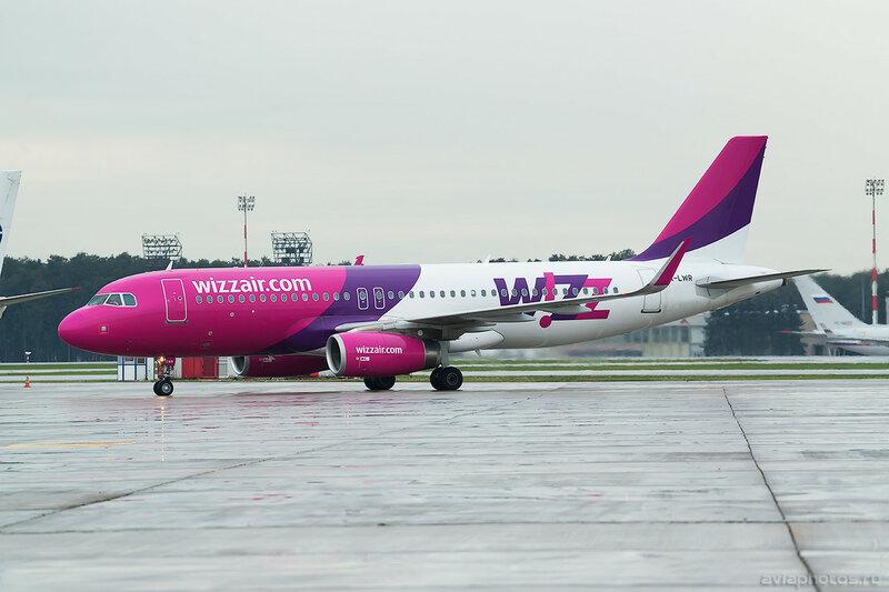 Airbus A320-232 (HA-LWR) Wizz Air 0094_D804628a