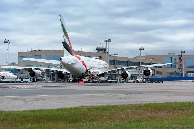 Airbus A380-861 (A6-EDC) Emirates 0196_D706556