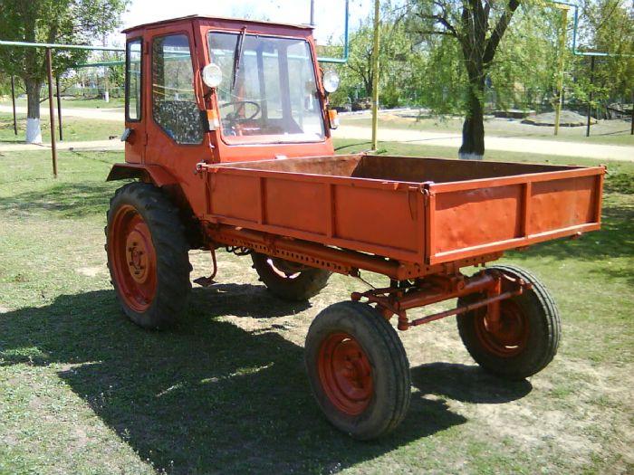 Советские трактора, на которых перевыполнялись любые планы и бились все рекорды