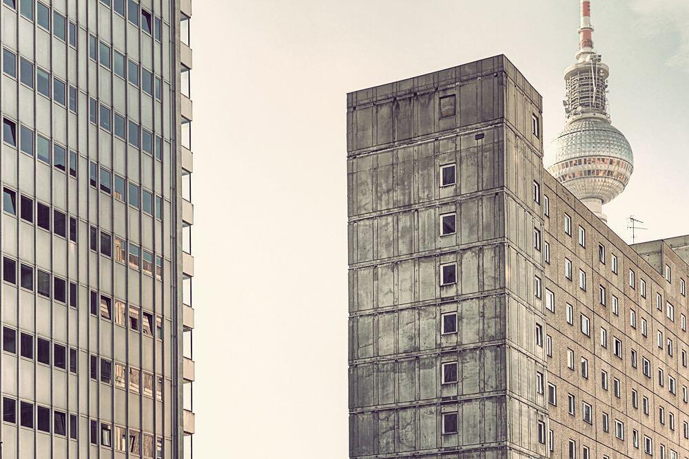 Красота в обыденном на снимках Michael Belhadi